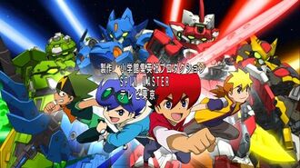Tenkai Knights - OP - Get the Glory