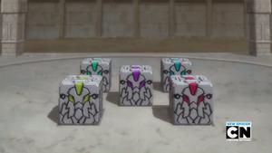 Dragon Cubes