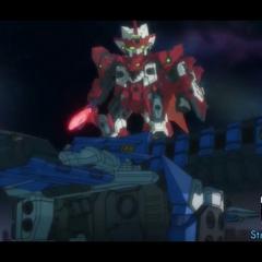 Titan Bravenwolf reviving a Volt Jet.