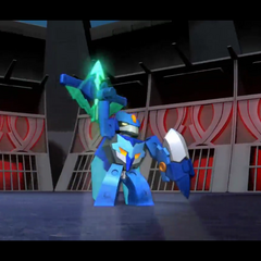 tributon in tenkai knights origins