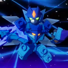 Tributon Tenkai Iceblast Mode