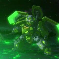 Valorn Elemental Titan Mode