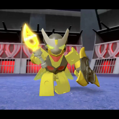 lydendor in tenkai knights origins
