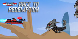 Race to Redemption (Alternate Cover)