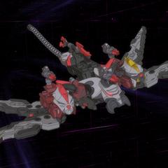 Flying Darkwing Spector
