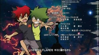 Tenkai Knights - ED3 - Flare Legend