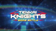 Tenkai Knights Brave Battle Reveal Trailer (3DS)