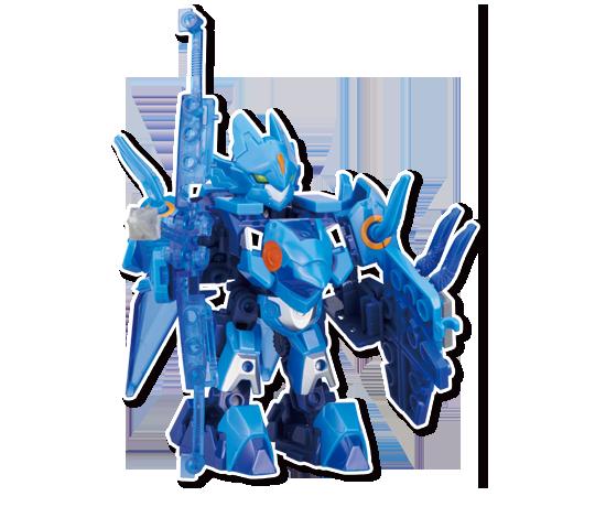 Tenkai Knight DX figure Toribyuton X