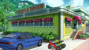 Turtle Diner (JP)