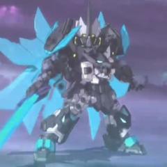 Dromus Tenkai Whirlwind Titan Mode