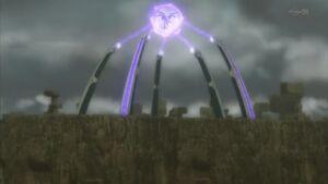 Tenkai Dragon captured by the Tenkai Reversal Inductor