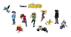 Tenkai Mixels