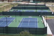 Dalmatia Junior Tennis Championship Court