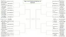 Pag Junior Championship Boys 18 First Half