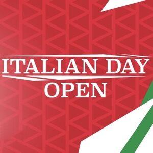 Italian Day Open