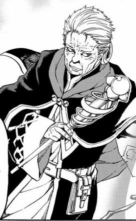 Razen Old Manga