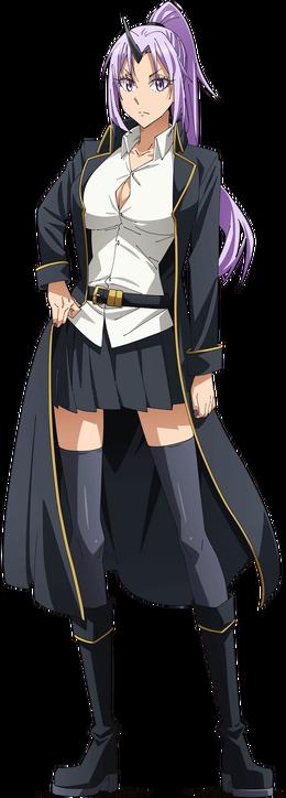Shion Uniform Anime