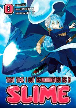 Manga Volume 8 EN