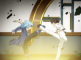Yuuki Kagurazaka (Anime)