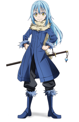 Rimuru Human Anime