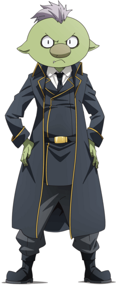 Gobta Uniform Anime