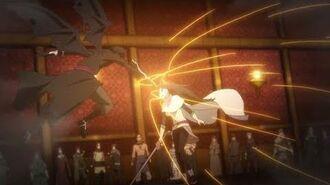 Shizu vs Kuro(Black Demon) - That Time I Got Reincarnated As A Slime