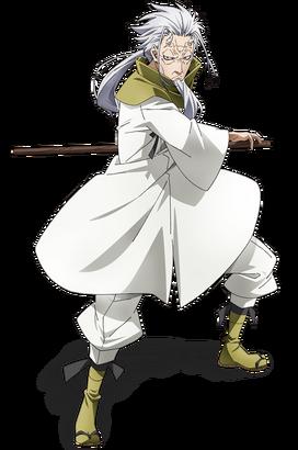 Hakurou Anime