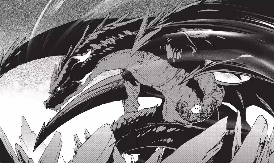 True Dragon Tensei Shitara Slime Datta Ken Wiki Fandom Powered