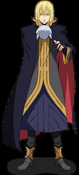Leon Cronwell Anime