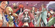 Ten Great Demon Lords