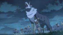 Ranga Tempest Star Wolf Anime 1