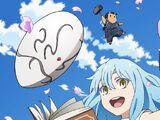 The Slime Diaries Anime