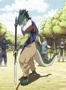 Gabiru Lizardman