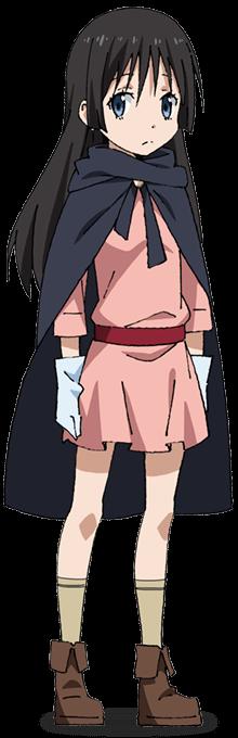 Chloe Anime