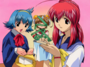Tsubasa, Kurumi, and Ran OP