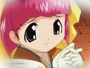 Momo shy cute