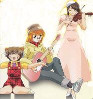 Music by tenshi no shippo