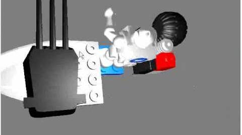 Tente 3D con O3D