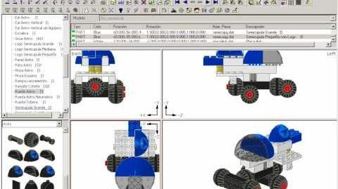 Tente 3D Wiki