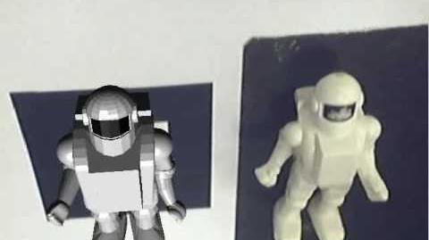Tente 3D y ARToolKit