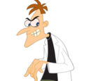 Fineasz i Ferb: Czy Doktor Dundersztyc sam z siebie jest zły?