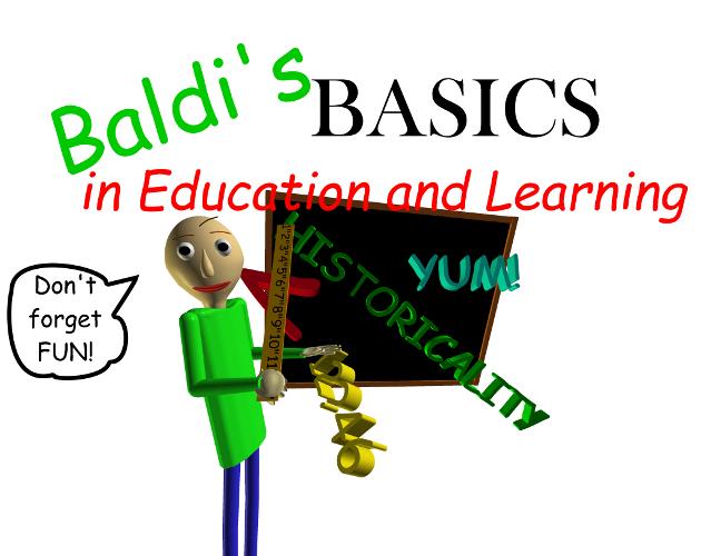 24f3e420c623c6 Dzisiaj chciałbym przedstawić wam moją teorię na temat gry Baldi's BASICS  in Education and Learning. Teorię zacznę od tego, dlaczego akcja Baldi's  BASICS ...