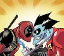 Podobieństwo między Deadpoolem a Freakazoidem!