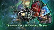 TEPPEN Core Pack - GREEN