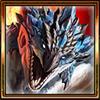 Azure Rathalos player icon