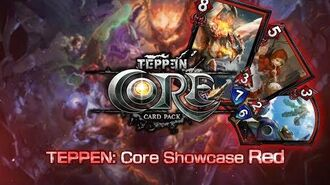 TEPPEN Core Pack - RED