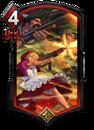 Cool-Headed Devil Hunter (COR 041)