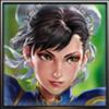 Chun-Li player icon