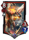 Dreadking Rathalos (COR 026)