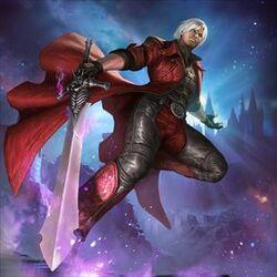 Version 2.5 Devil Hunter Dante (COR 116)
